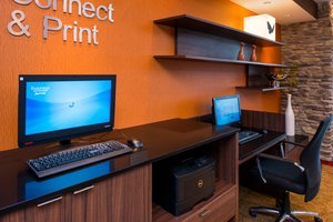 Conference Area - Fairfield Inn & Suites by Marriott Stow