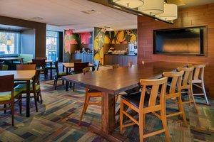 Restaurant - Fairfield Inn & Suites by Marriott Stow