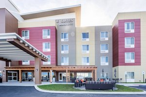 Exterior view - TownePlace Suites by Marriott Cleveland