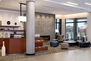Lobby - Fairfield Inn & Suites by Marriott Daytona Beach