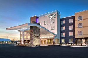 Exterior view - Fairfield Inn & Suites by Marriott Fort Smith