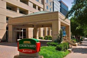 Exterior view - Courtyard by Marriott Hotel Rosslyn Arlington