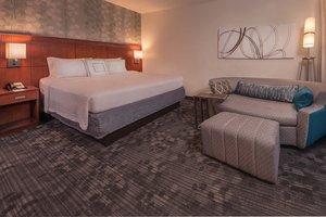Room - Courtyard by Marriott Hotel Rosslyn Arlington