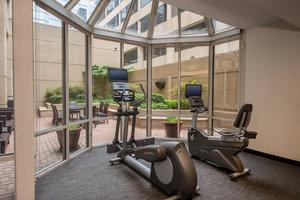 Recreation - Courtyard by Marriott Hotel Rosslyn Arlington