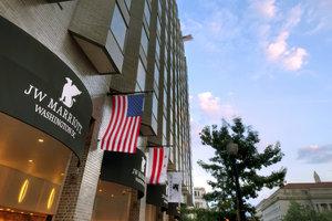 Exterior view - JW Marriott Hotel on Pennsylvania Avenue DC