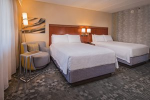 Room - Courtyard by Marriott Hotel Landover
