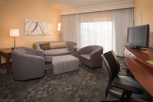 Suite - Courtyard by Marriott Hotel Landover
