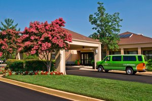 Exterior view - Courtyard by Marriott Hotel Landover