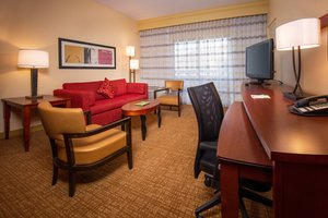 Suite - Courtyard by Marriott Hotel North Silver Spring