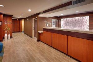 Lobby - Fairfield Inn by Marriott Yuma