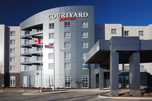 Exterior view - Courtyard by Marriott Hotel Airport Calgary
