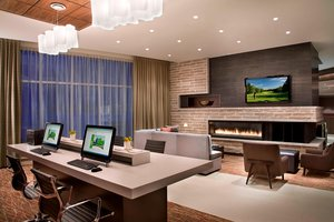 Conference Area - Courtyard by Marriott Hotel Airport Calgary