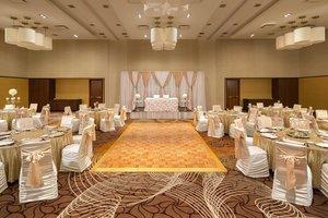Ballroom - Courtyard by Marriott Hotel Airport Calgary