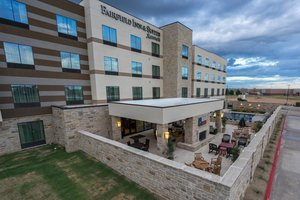 Exterior view - Fairfield Inn & Suites Southwest Lubbock