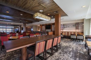 Restaurant - Fairfield Inn & Suites Southwest Lubbock