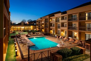 Recreation - Courtyard by Marriott Hotel Park Avenue East Memphis