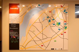 Map - TownePlace Suites by Marriott Swedesboro