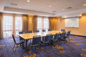 Meeting Facilities - Courtyard by Marriott Hotel Downtown Providence