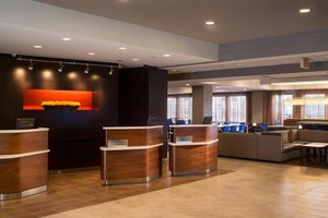 Lobby - Courtyard by Marriott Hotel Downtown Providence