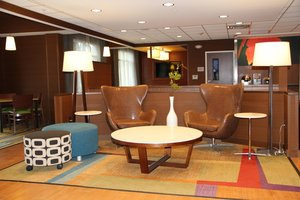 Lobby - Fairfield Inn & Suites by Marriott Jonestown