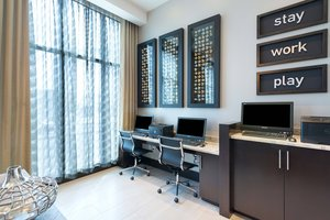 Conference Area - TownePlace Suites by Marriott Boston Logan Airport Chelsea