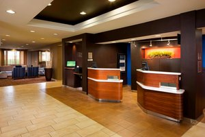 Lobby - Courtyard by Marriott Hotel Brownsville