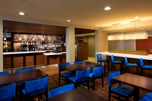 Restaurant - Courtyard by Marriott Hotel Brownsville