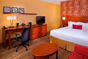 Suite - Courtyard by Marriott Hotel Acadian Baton Rouge