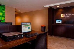 Conference Area - Courtyard by Marriott Hotel Acadian Baton Rouge
