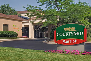 Exterior view - Courtyard by Marriott Hotel Hunt Valley