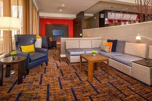 Lobby - Courtyard by Marriott Hotel Hunt Valley