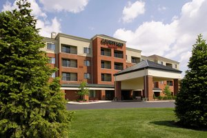 Exterior view - Courtyard by Marriott Hotel Stow