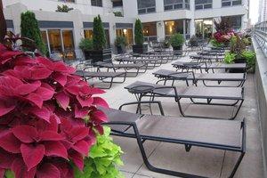 Recreation - Courtyard by Marriott Hotel River North Chicago