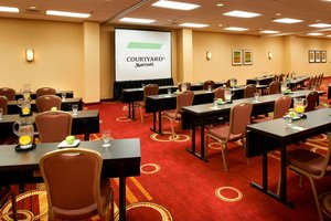 Meeting Facilities - Courtyard by Marriott Hotel River North Chicago