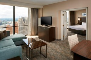 Suite - Marriott Hotel at Renaissance Center Detroit