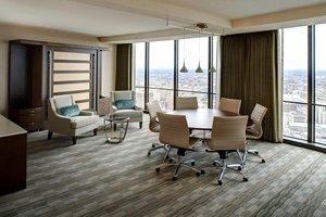 Meeting Facilities - Marriott Hotel at Renaissance Center Detroit
