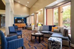 Lobby - Courtyard by Marriott Hotel Airport San Jose