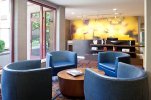 Conference Area - Courtyard by Marriott Hotel Airport San Jose