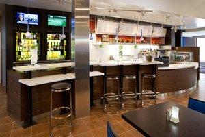 Restaurant - Courtyard by Marriott Hotel Airport San Jose