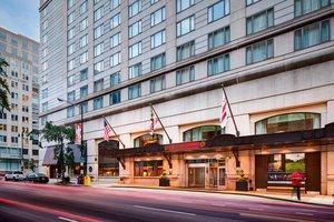 Exterior view - Marriott Hotel Washington Metro Center DC