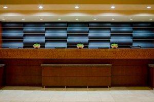 Lobby - Marriott Hotel Washington Metro Center DC