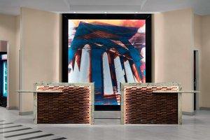 Lobby - Residence Inn by Marriott at Carlyle Alexandria