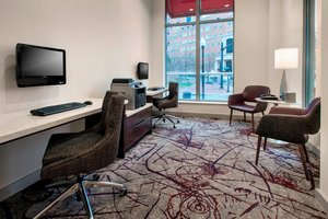 Conference Area - Residence Inn by Marriott at Carlyle Alexandria