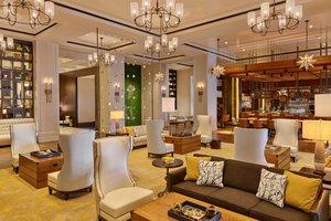 Lobby - Hotel at Avalon Alpharetta