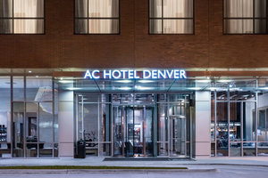 Exterior view - AC Hotel by Marriott Downtown Denver
