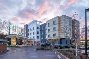 Exterior view - Fairfield Inn & Suites  by Marriott East Eugene