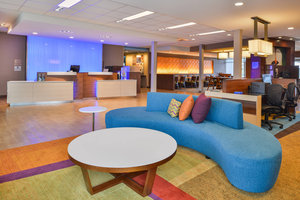 Lobby - Fairfield Inn & Suites  by Marriott East Eugene