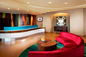 Lobby - SpringHill Suites by Marriott Airport Newark
