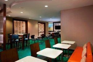 Restaurant - SpringHill Suites by Marriott Airport Newark