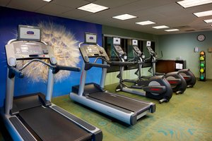 Recreation - SpringHill Suites by Marriott Airport Newark